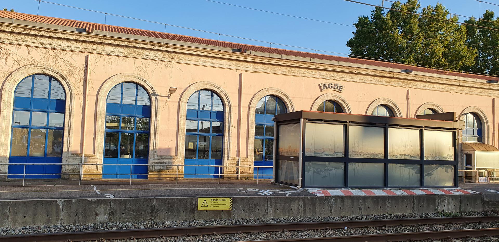 Train Station!