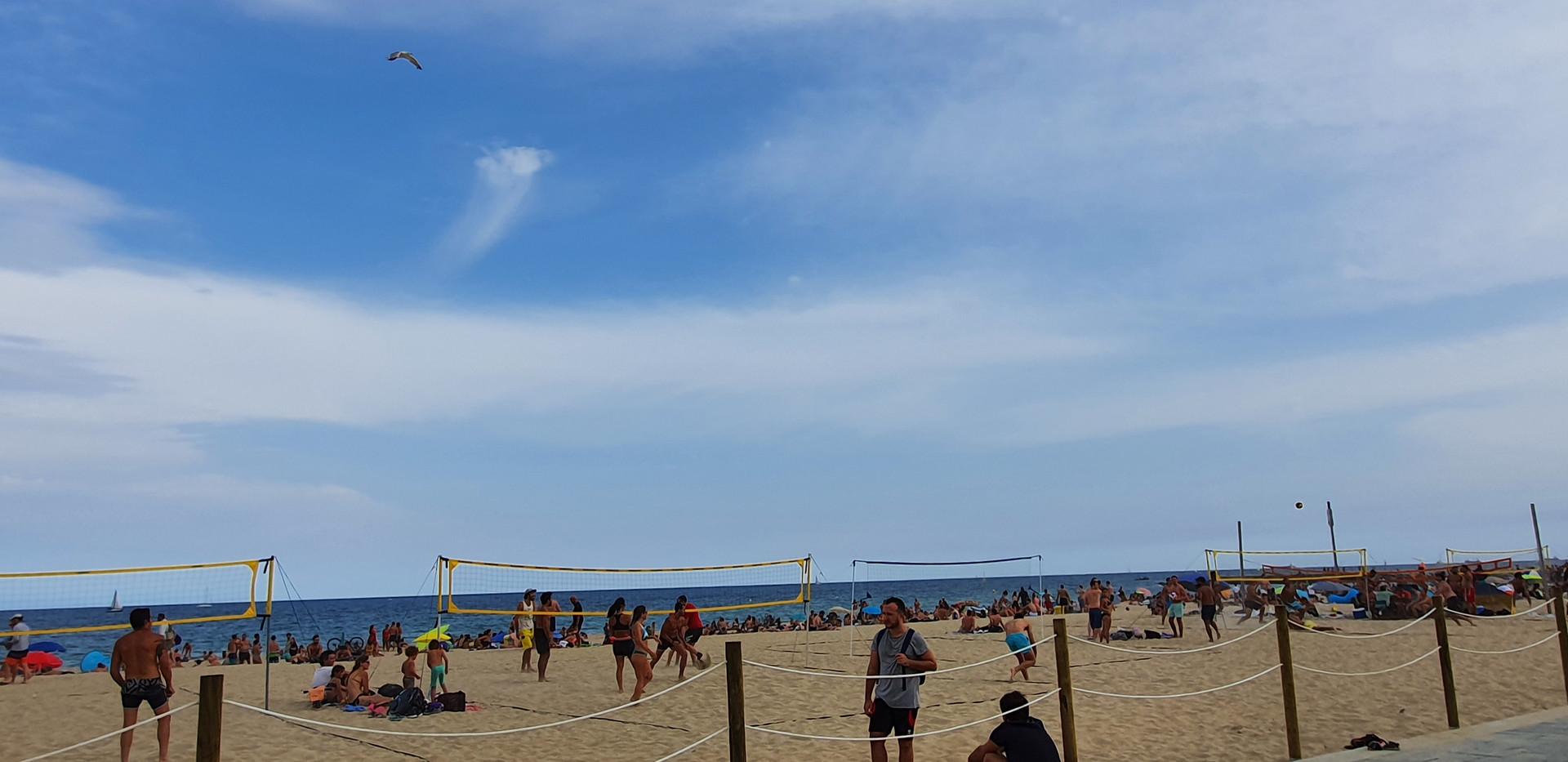 Gay friendly beach!