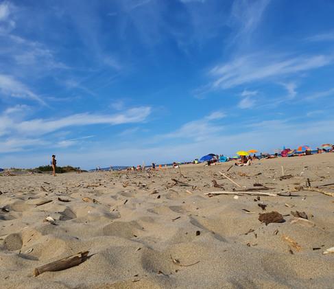 Naked beach!