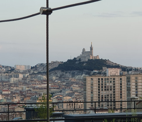 Marseille Cathedral!