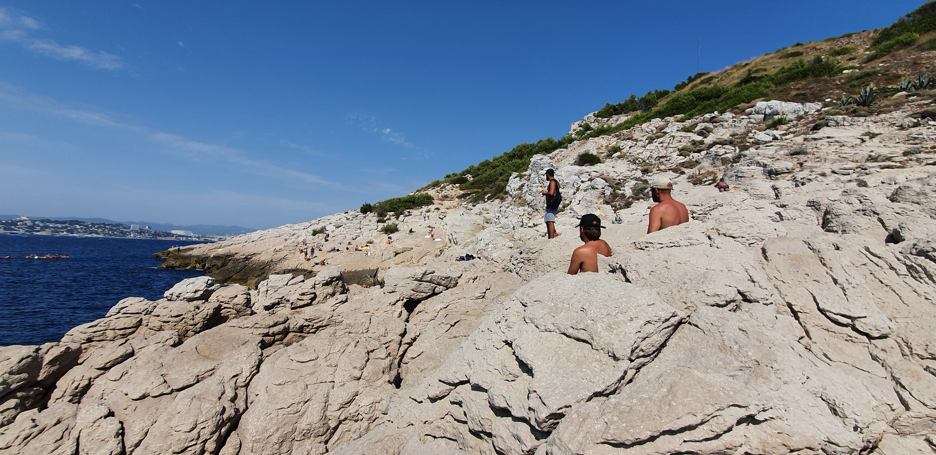 Gorgeous gay rocky beach!