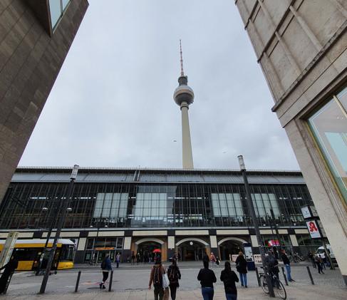 Alexanderplatz  Berlin!