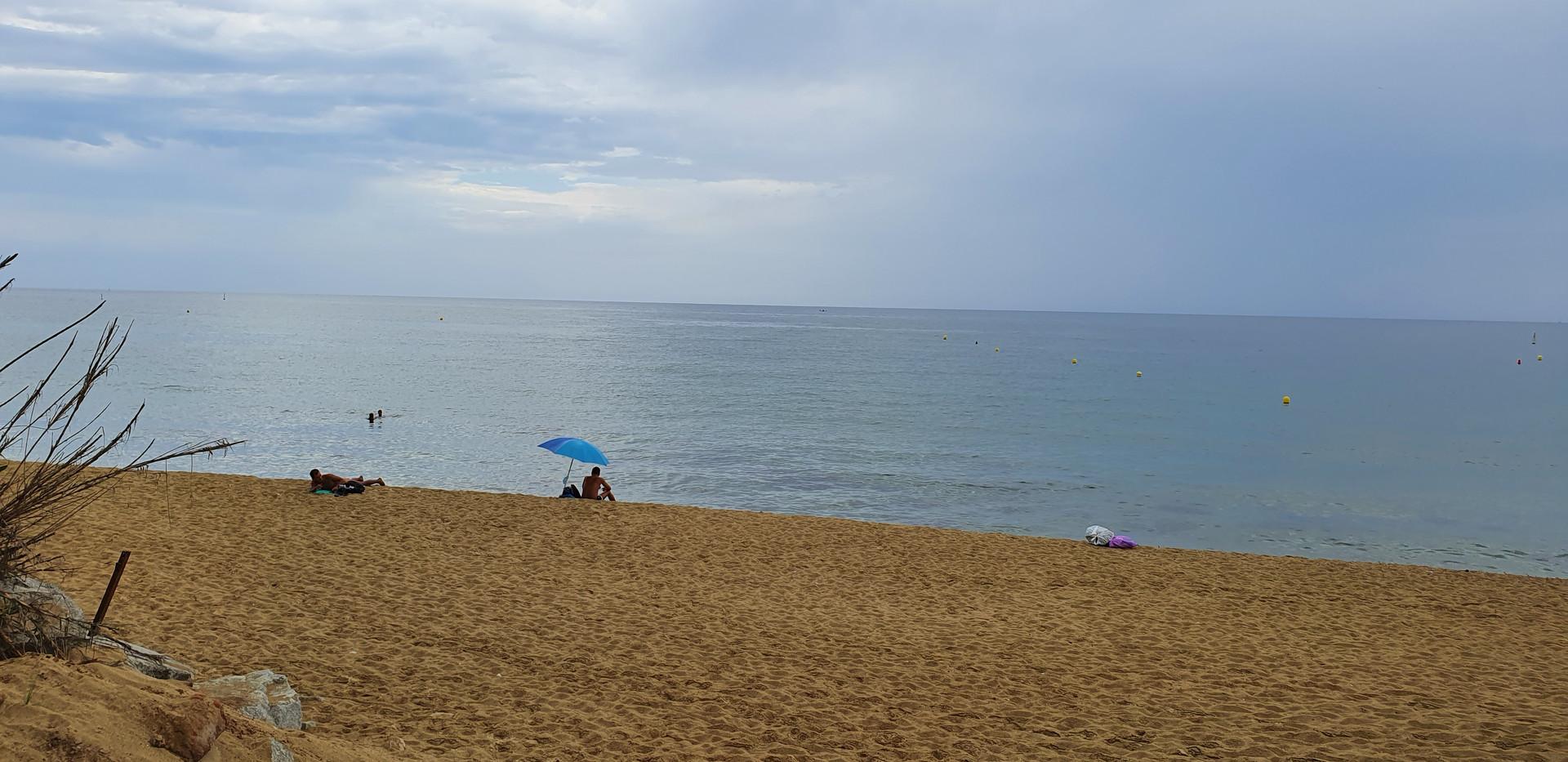 Mar Bella - naked beach!
