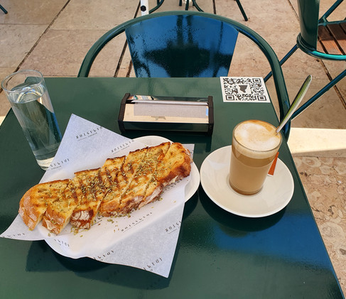 Nice breakfast!