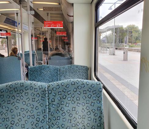 S-Bahn  in Berlin!