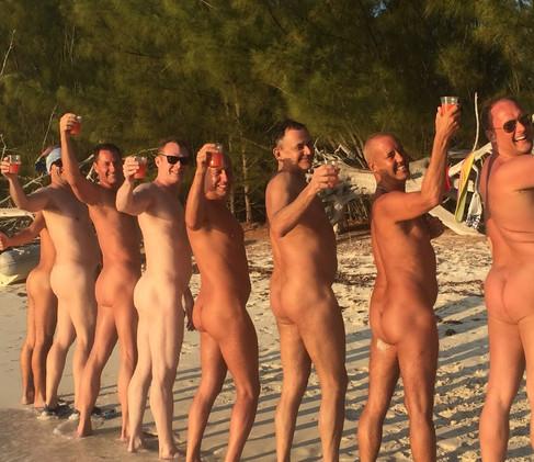 GaySailNude Holiday!