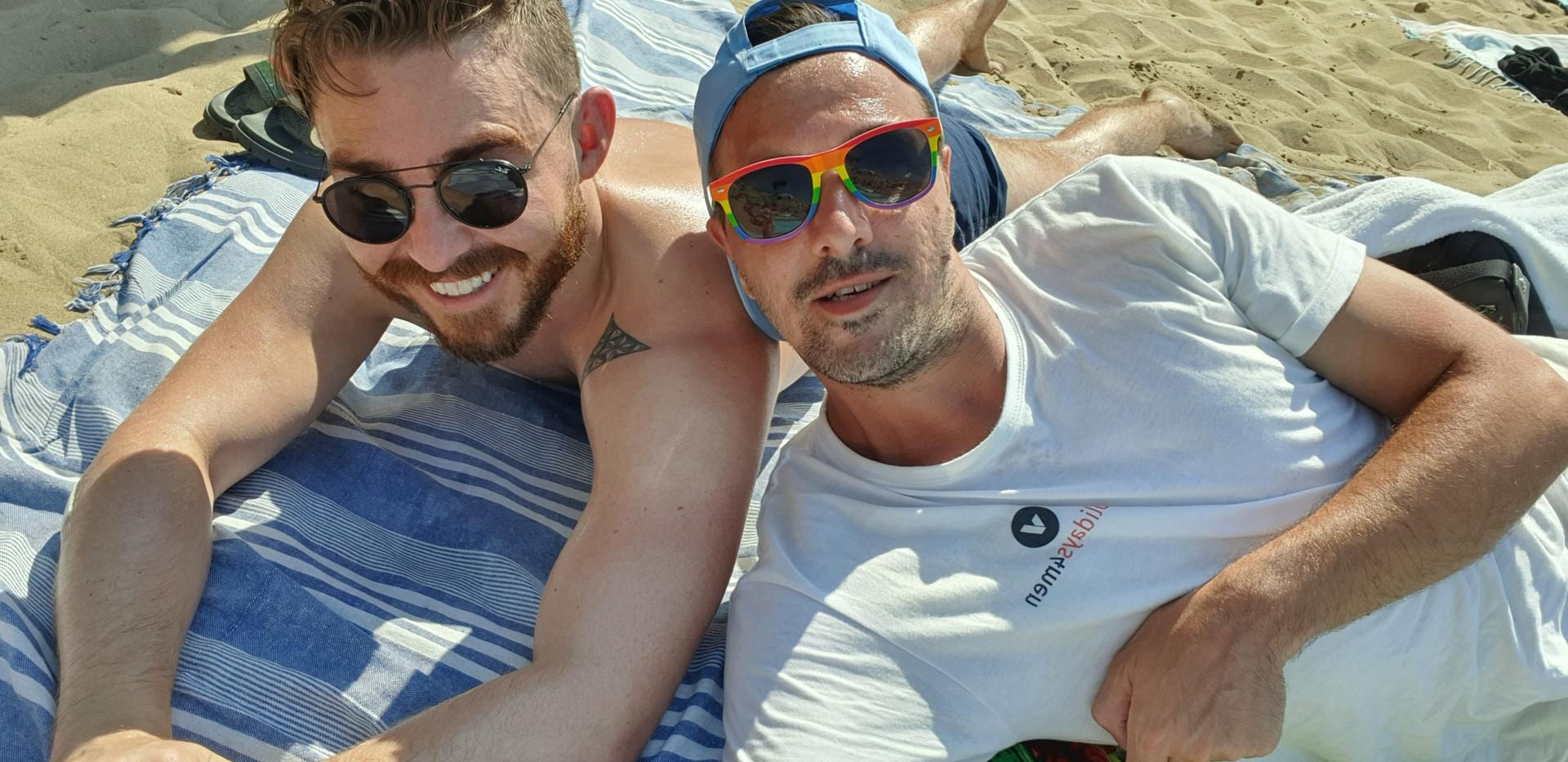 Gay destinations - Sitges!