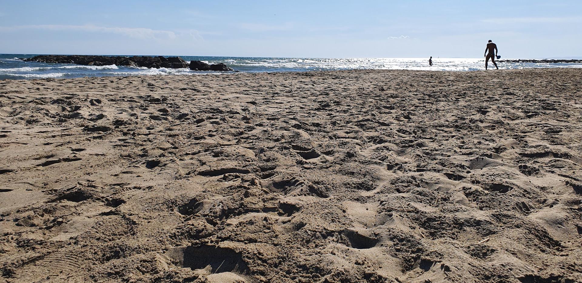 Gay sandy beach!