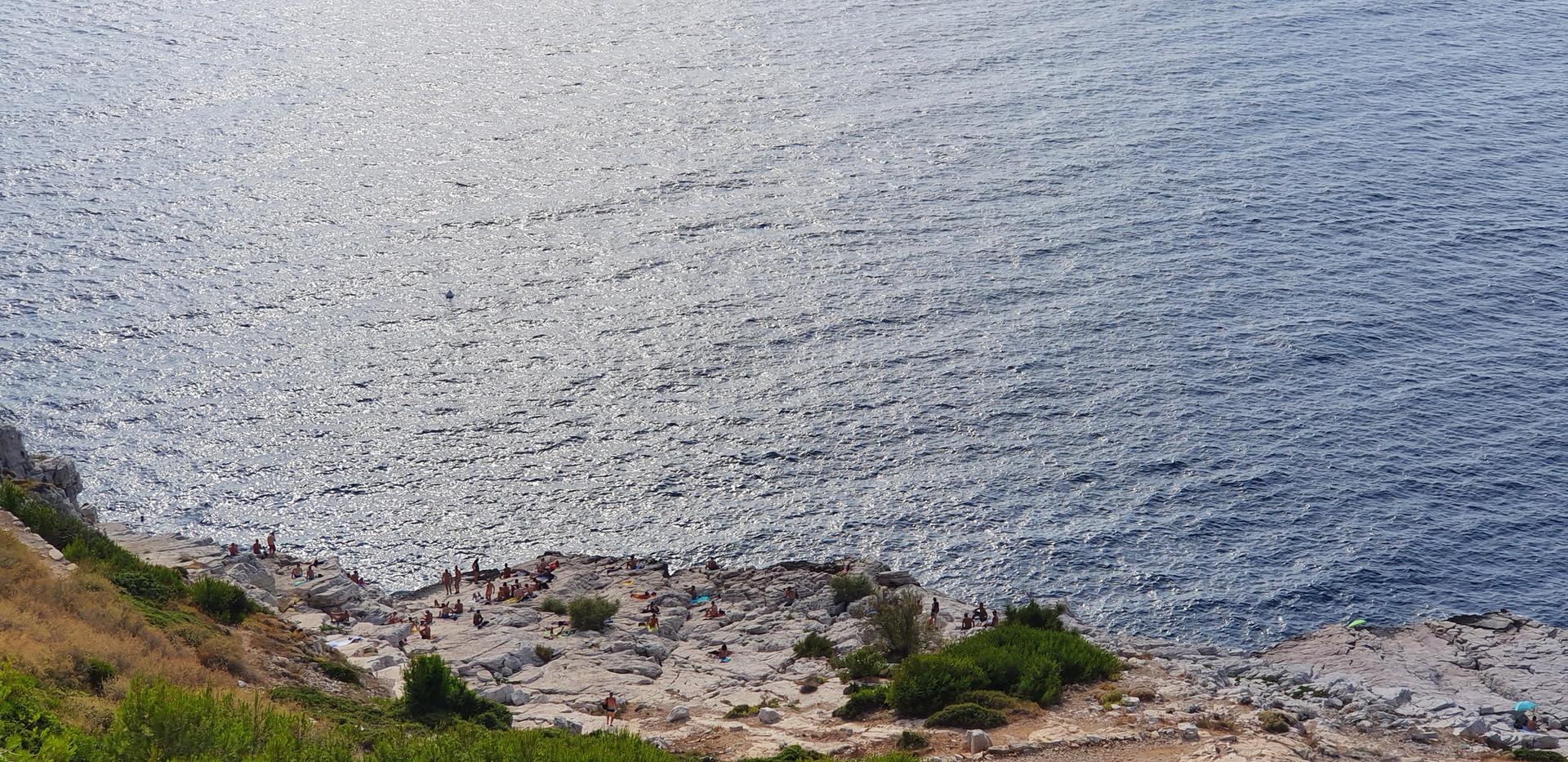 Gay Beach in Marseille!