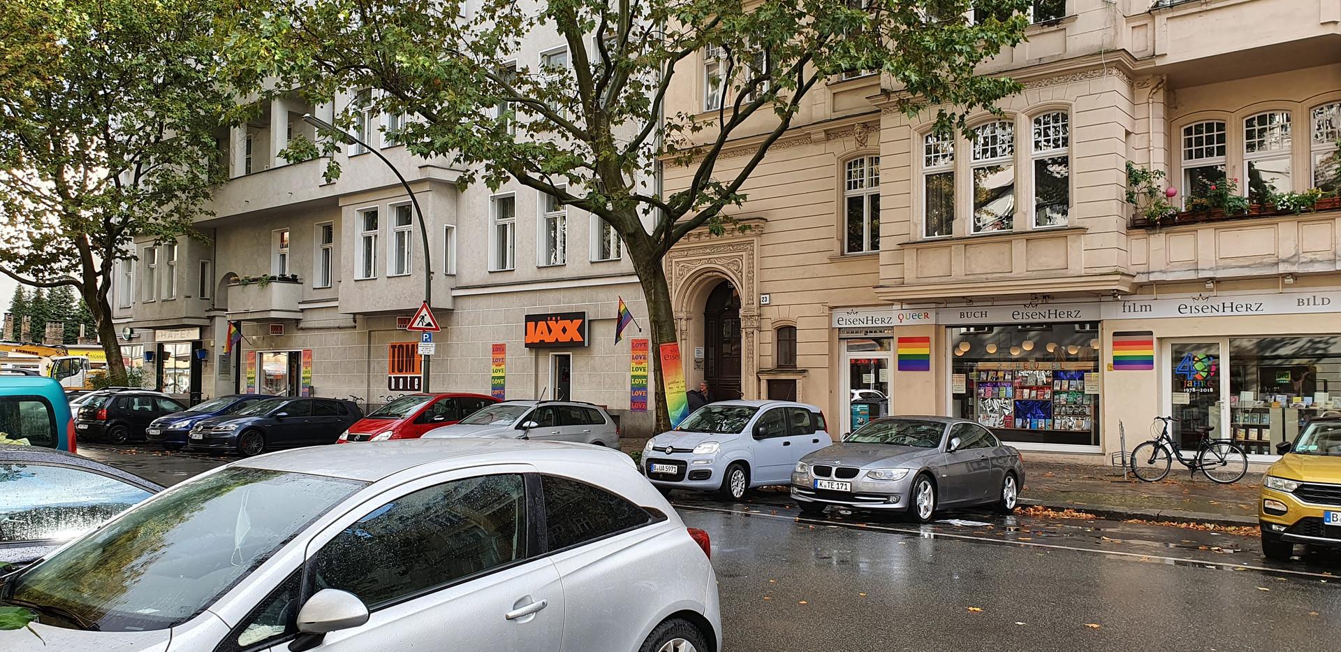 Motzstraße Berlin