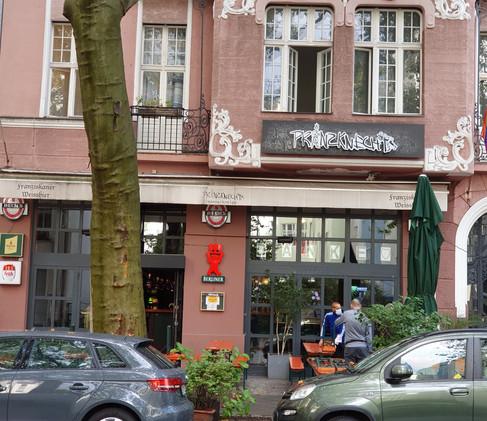 Prinzknecht - Gay bar!