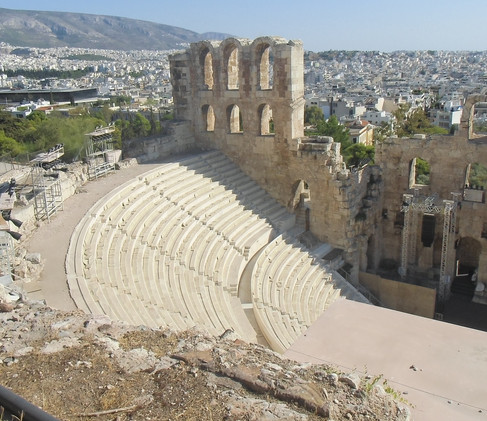 Gay destination - Athens!