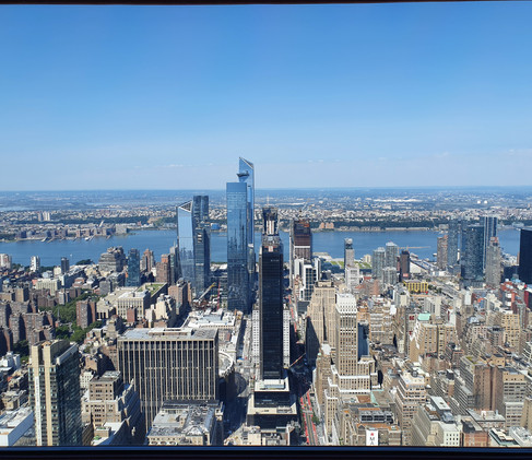 Gay holiday - New York