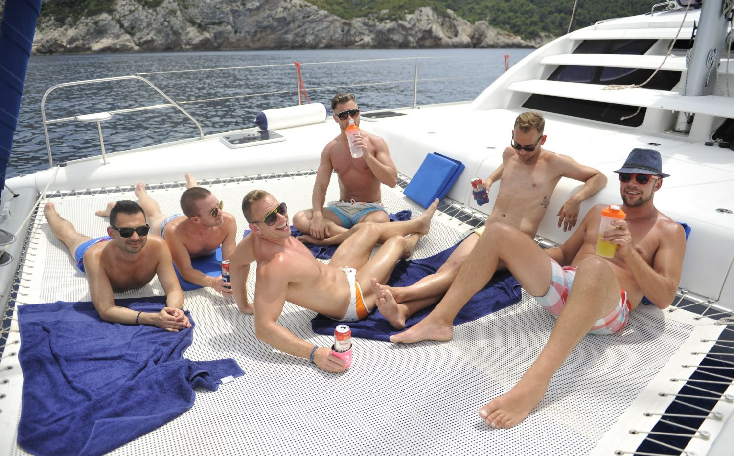 Luxury Gay Holiday!