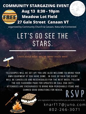 community stargazing event.png