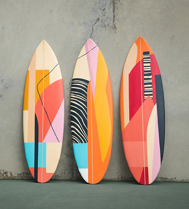 EMW x Thread Surfboards