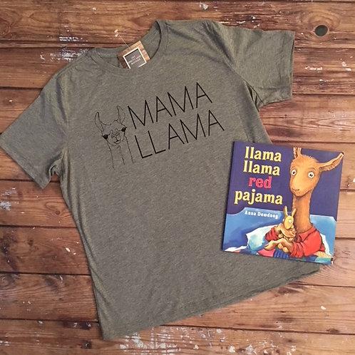 Mama Llama Tee