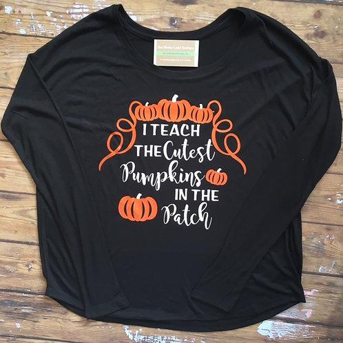 Pumpkin Patch Top
