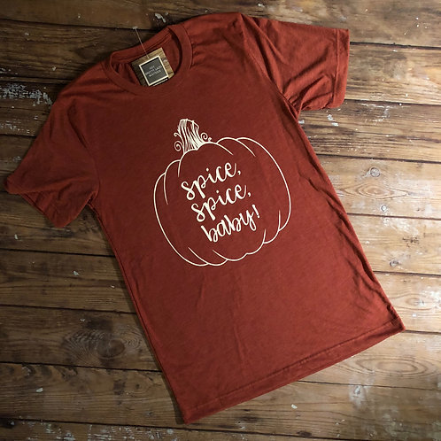 Spice Spice Baby Tee