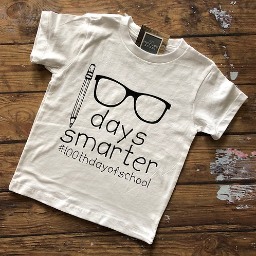 100th Day of School Tee