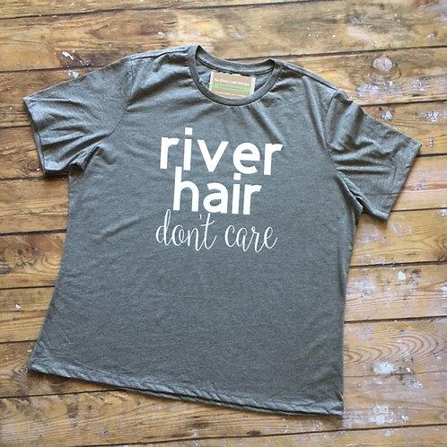River Hair Tee