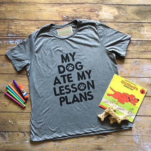 Lesson Plans Tee