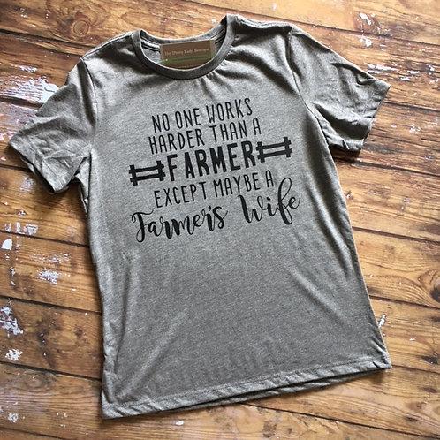 Farmer's Wife Tee