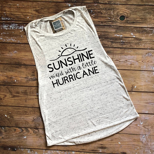 Sunshine & Hurricane Tank