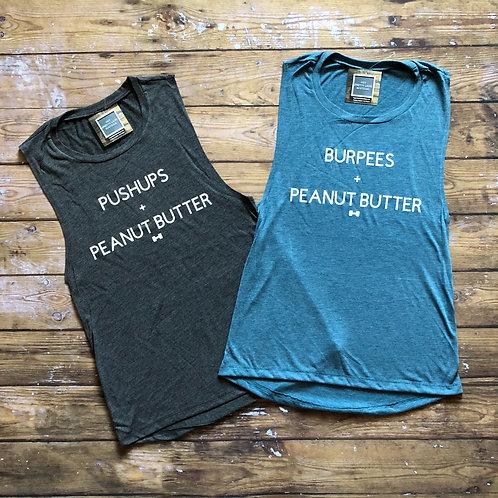 Peanut Butter Tank