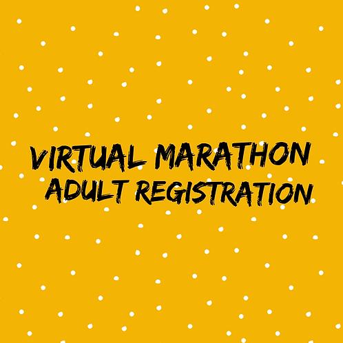 Virtual Marathon Adult