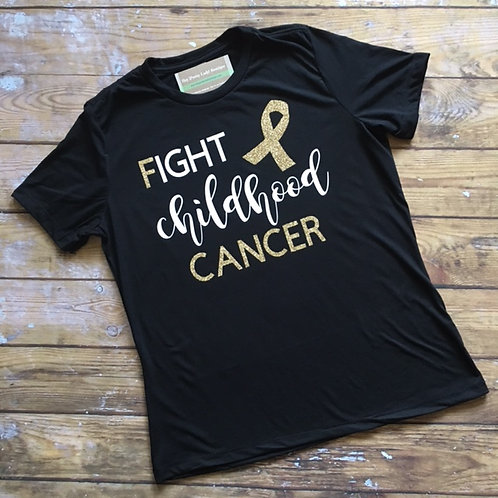 Fight Childhood Cancer Tee