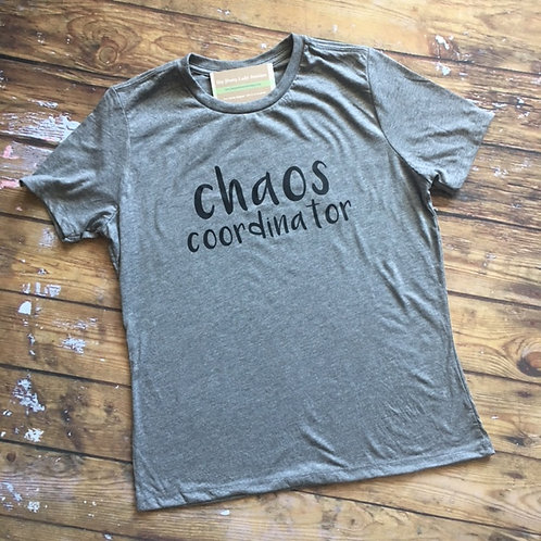 Chaos Coordinator Tee