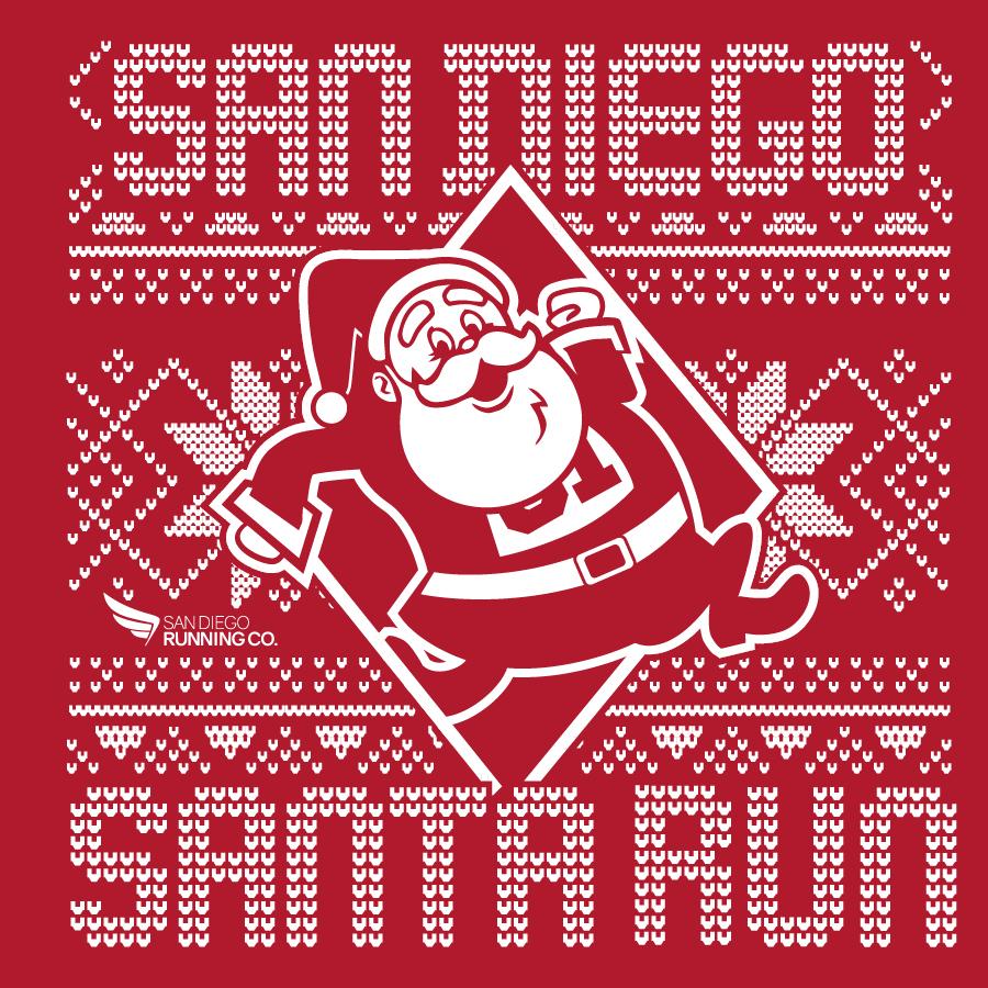 SDRC Santa Run