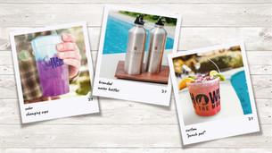 Summer Resort Accessories!