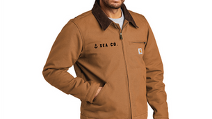 The Working People's Jacket- Carhartt