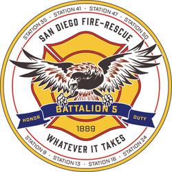 S - San Diego Fire Rescue