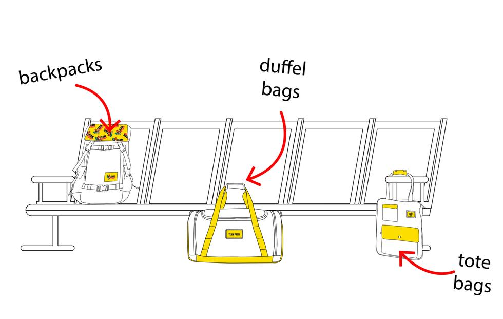 Custom Everyday Bags