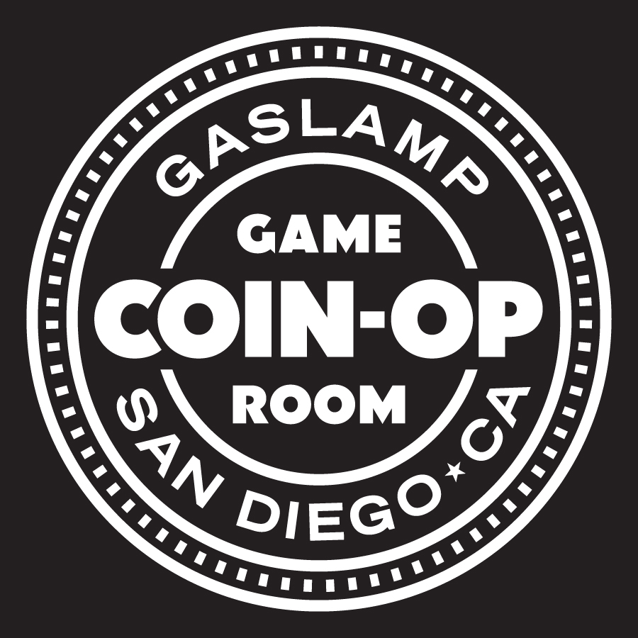 Coin-Op Game Room Gaslamp