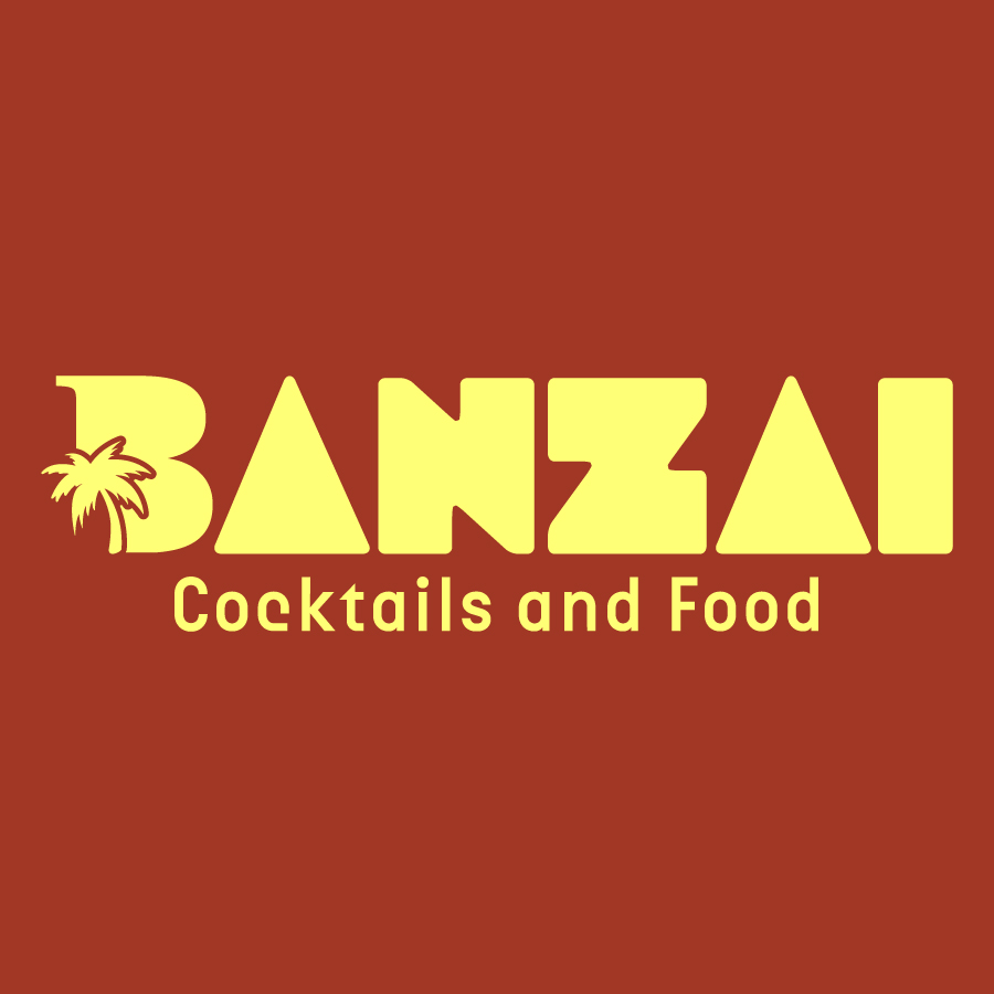 Banzai Coctails and Food