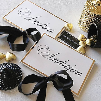 A5 PERSONALISED CARDS