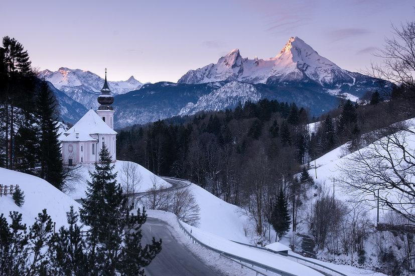Greetings from Berchtesgaden