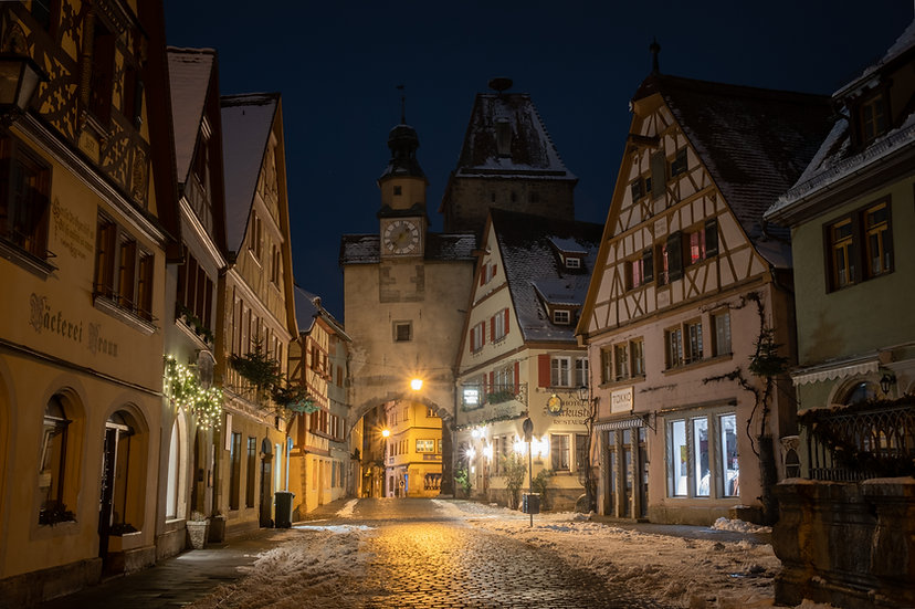 Greetings from Rothenburg
