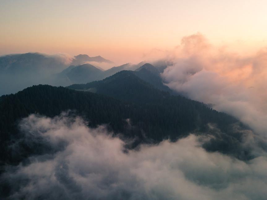 Tremalzo clouds