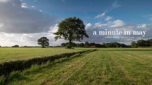 a minute in may