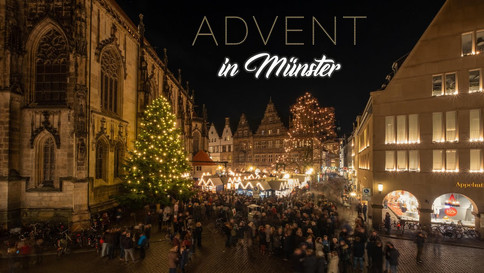 Advent in Münster