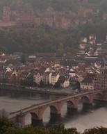 An Autumn morning in Heidelberg