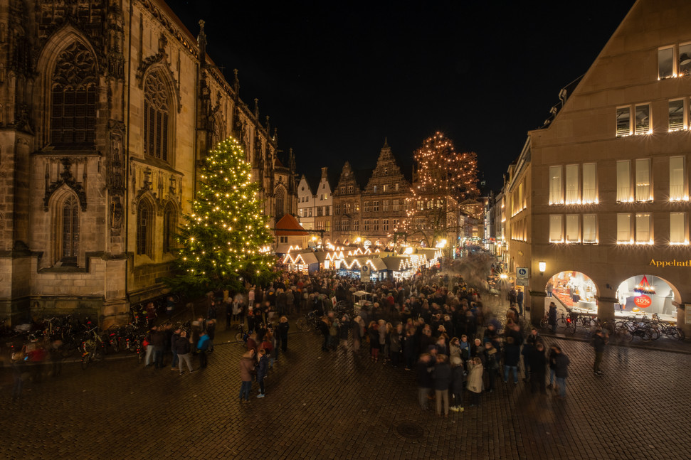 Cozy times in Münster