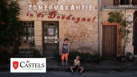Zomervakantie in de Dordogne