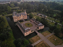 Twickel estate from above