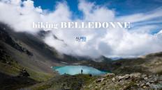 Hiking Belledonne